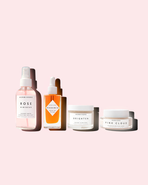 Full Size HYDRATE + GLOW Natural Skincare Collection