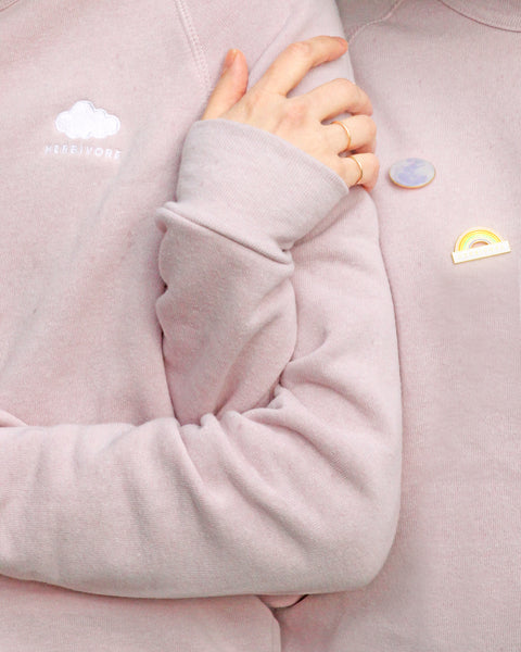 Pink Cloud Sweatshirt