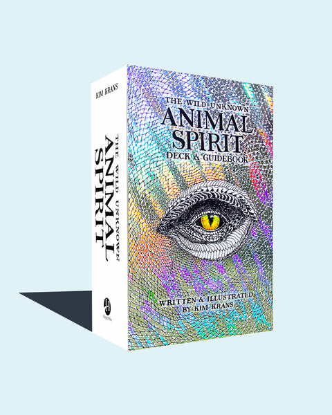 The Wild Unknown Animal Spirit Tarot Deck and Guidebook