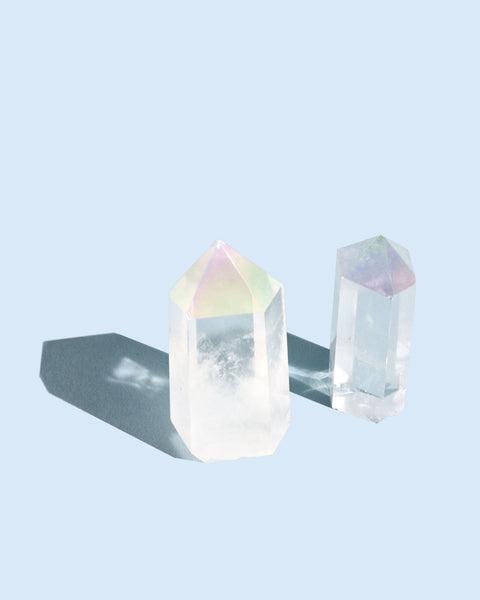 Angel Aura Crystal Point