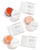 Herbivore Botanicals Coco Rose Lip Collection Lip Tint Coral Lip Conditioner Lip Polish