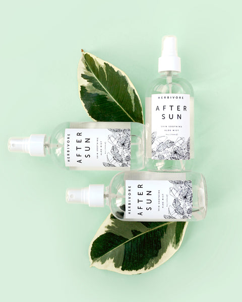 Herbivore Botanicals After Sun Soothing Aloe Mist