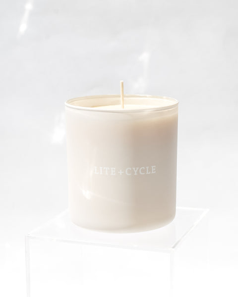Natural Candle / Lite + Cycle