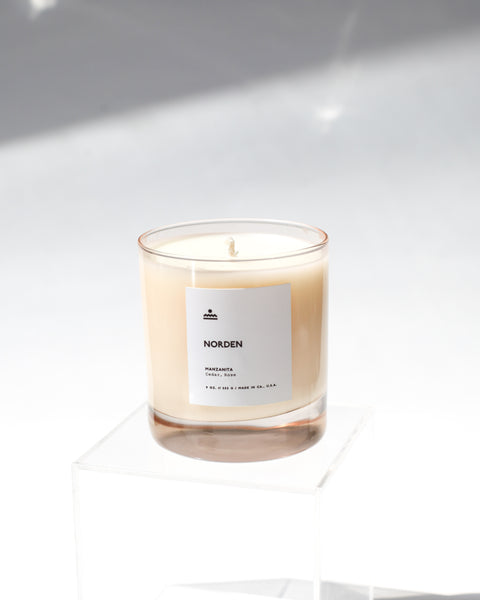 Natural Candle / Norden Goods