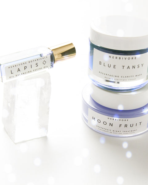 Blue Moon Skin Care Set