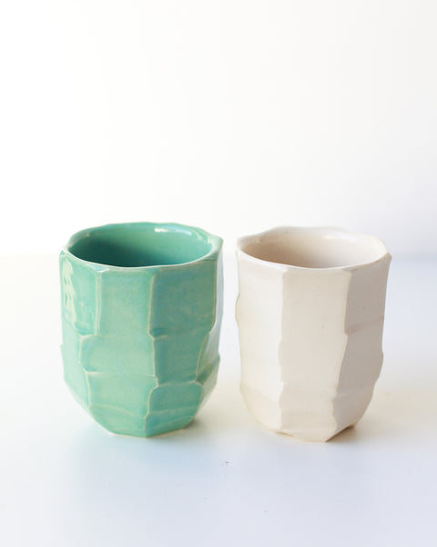 Tea Cup / Brad Curran Ceramics
