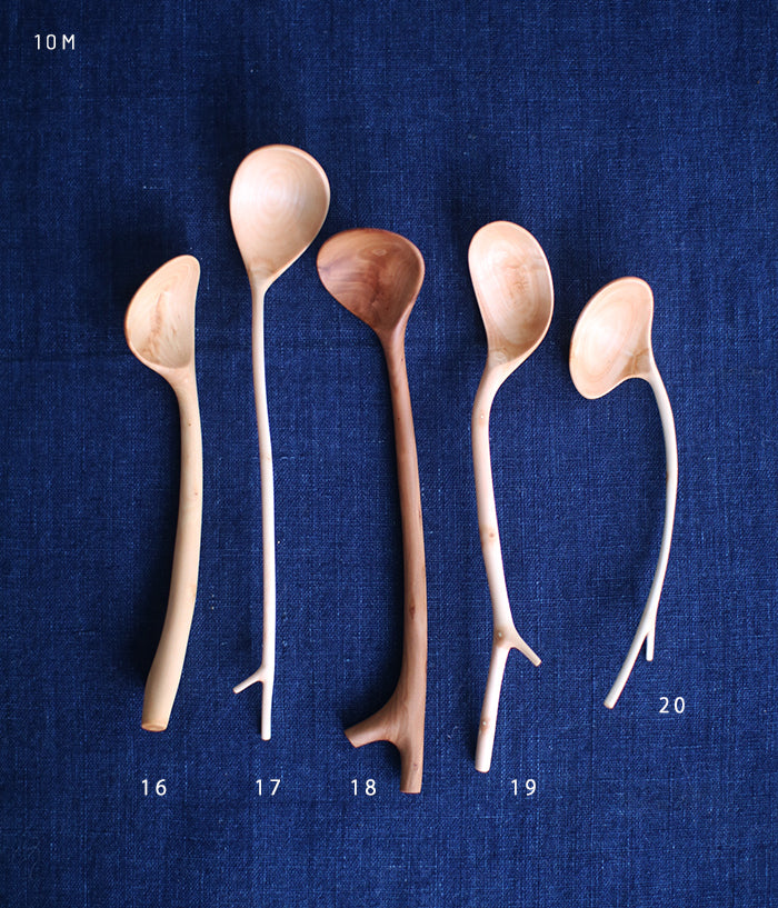 Branch Tea Spoons [M]