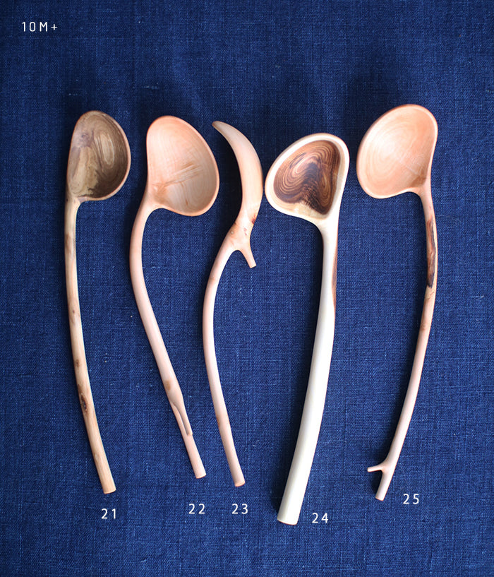 Branch Soup Spoons [M+]