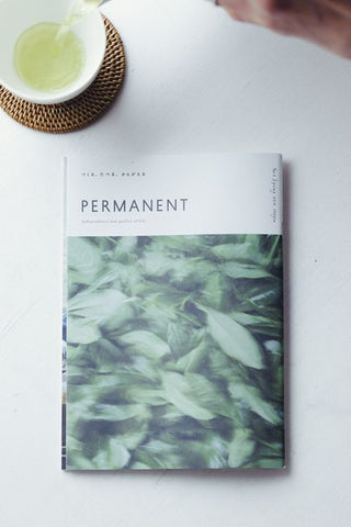 [SOLD OUT] PERMANENT ISSUE 2