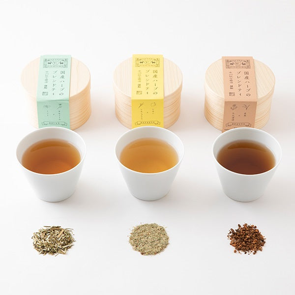 Japanese Herbal Tea