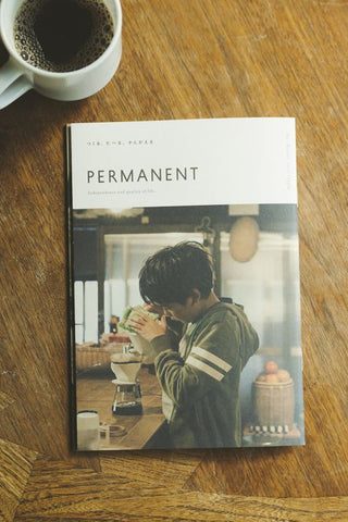 [SOLD OUT] PERMANENT ISSUE 1