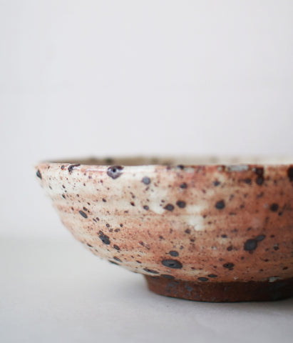 Shiro-kesho Large Hachi Serving Bowl