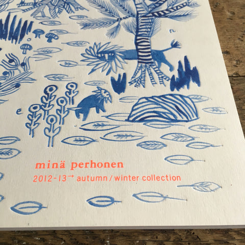 mina perhonen season book 2012–2013 Autumn / Winter Collection