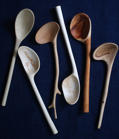 Branch Soup Spoons (M+) 2