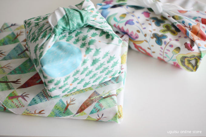 HARVEST wrapping cloth {mori to hoshi /day}
