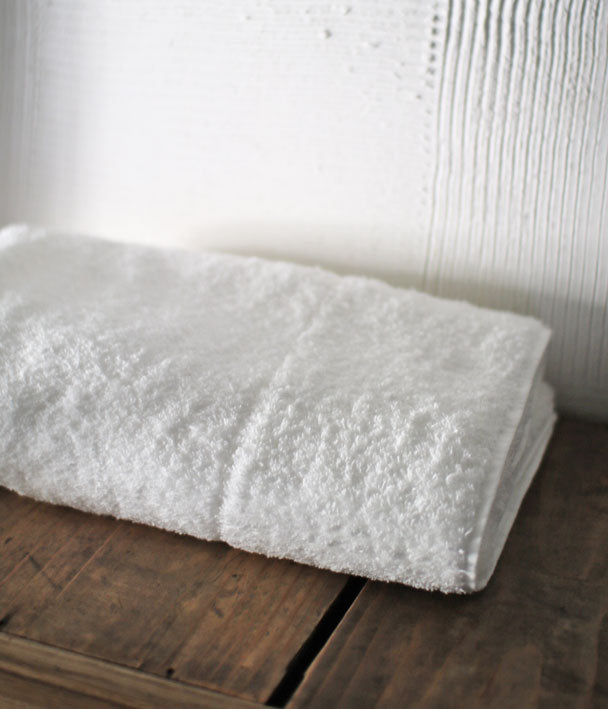 Kontex Premium Imabari Towel {White} (backordered)