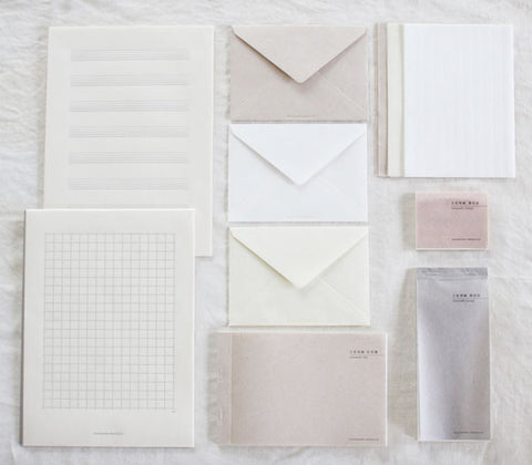 Washi Paper Japanese Receipt Book (Mini)