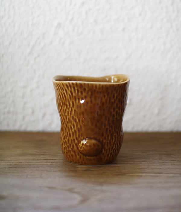 Ceramic Animal Cups