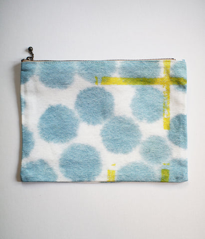 iloito Zipper Pouch {dots and bars}