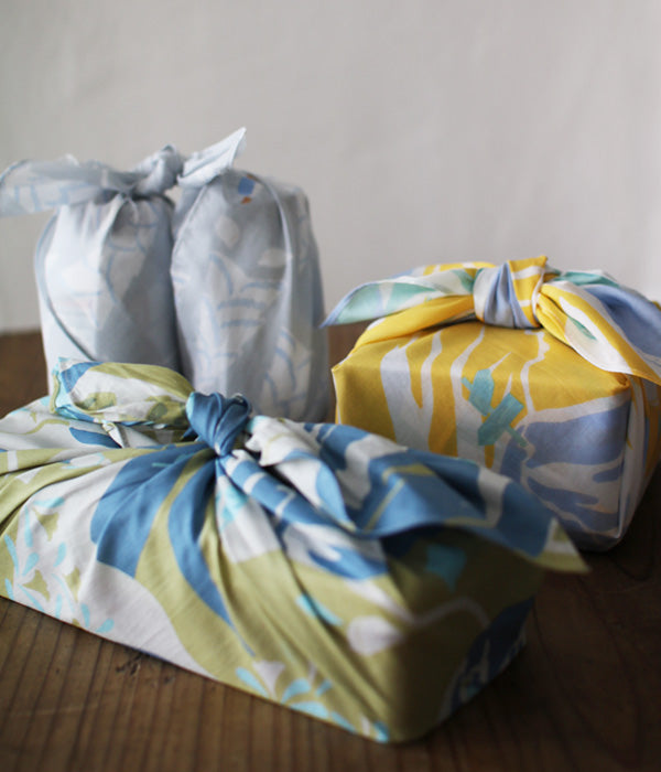 HARVEST wrapping cloth {Ryosen Kahki}