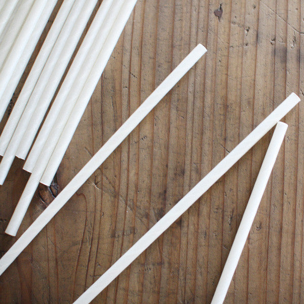 Wax Coated Paper Drinking Straws