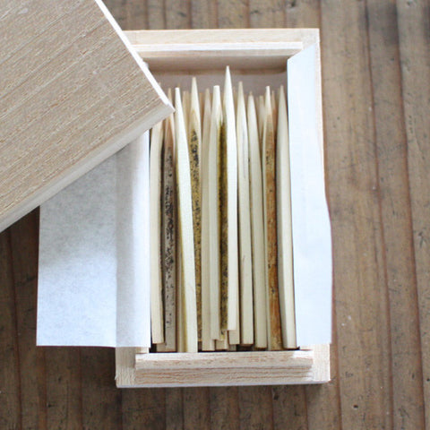 Kuromoji Wooden Confectionery Sticks