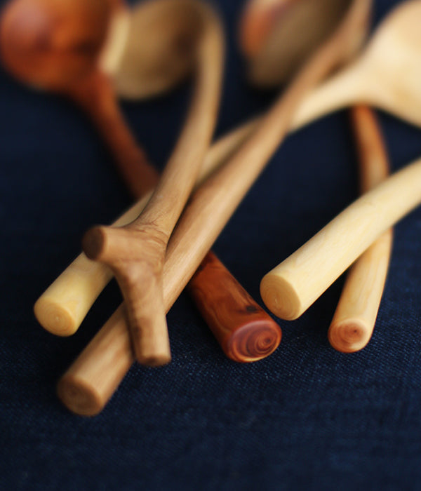 Branch Soup Spoons (M+)