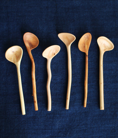 Small Branch Spoons