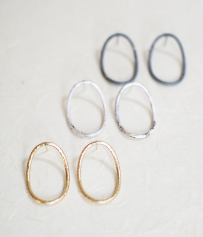 Yasushi Jona Yubiwa Earrings