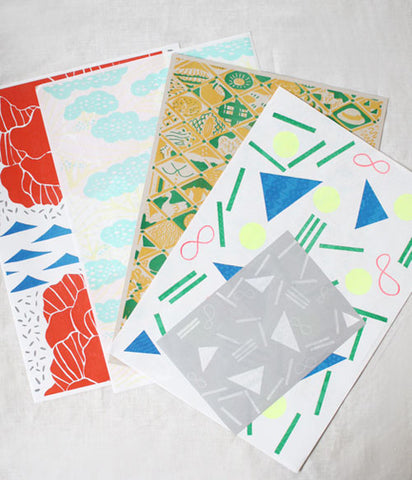 Natsuko Kozue Art Papers {Mix Pack}