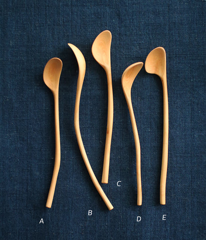 Small Branch Spoons [Satozakura Cherry]