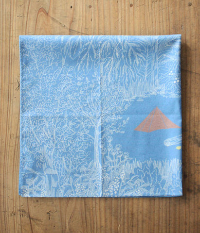 HARVEST handkerchief {calm}