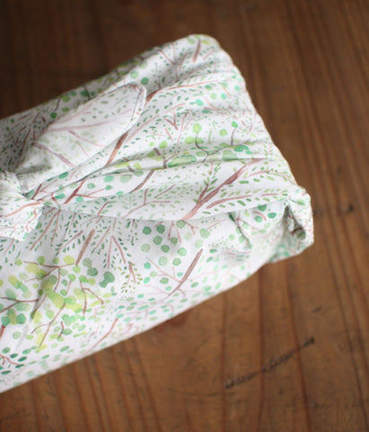 HARVEST handkerchief {mori no ie}