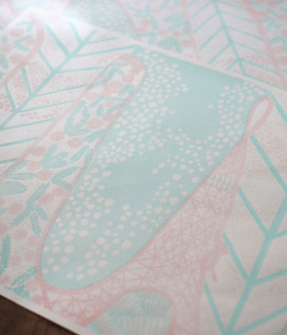 Natsuko Kozue UGUiSU Wrapping Papers