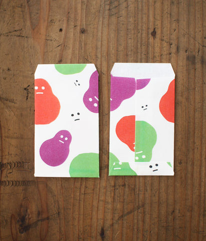 [SOLD OUT] Daruma Pochibukuro Paper Pockets
