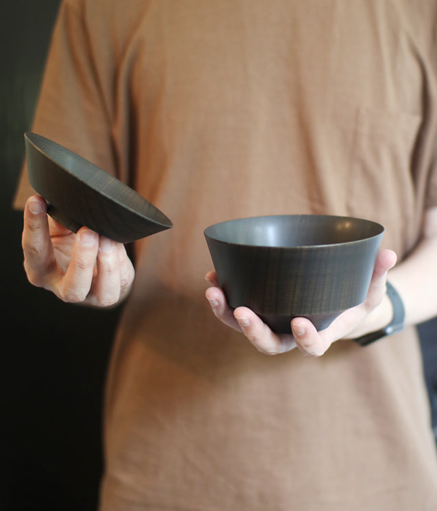 TSUGUMI Soup Bowl with Lid