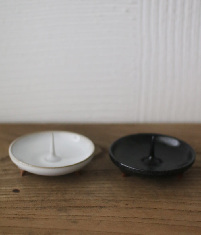 Ceramic Round Candle Stand