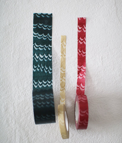 "[SALE] Washi Tapes ""Wave"" Set"