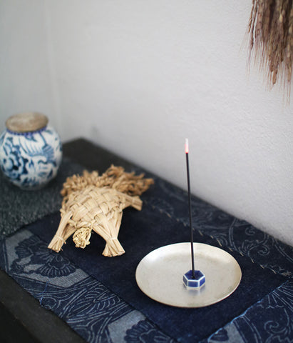 Arita-yaki Incense Holder