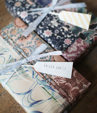 Japanese Washi Paper Tags