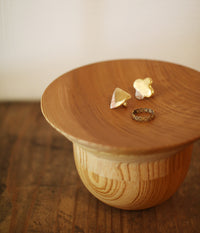 KOTON Wooden Container {natural}