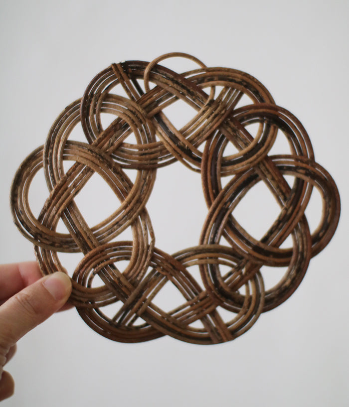 Akebi Weaving Trivet [Small]