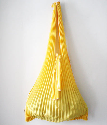 [Backorder] KnaPlus Pleated Eco-Bag Large {OTHER COLOURS}