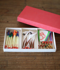 Japanese Party Toothpicks with Fortune Slips