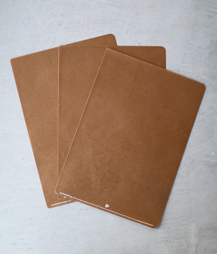 Wax-Paper Files (Pack or 3)