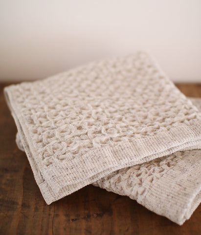 Re.Brera Towel [Organic Cotton + Upcycled Materials]