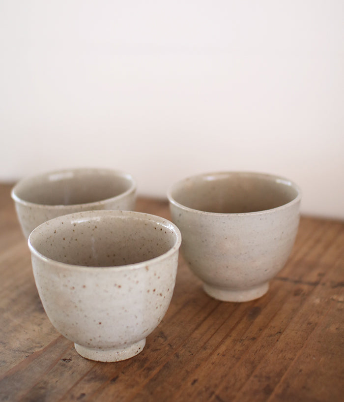Gunji Pottery Teacup A