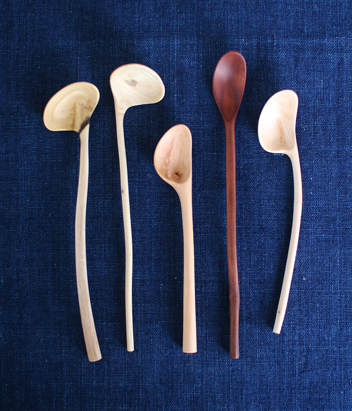 Branch Sugar Spoons [S]