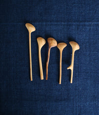 Branch Condiments Spoons [SS] Plum-2