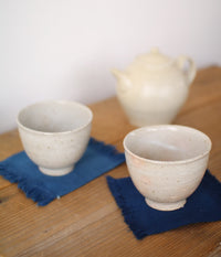 Gunji Pottery Teacup B